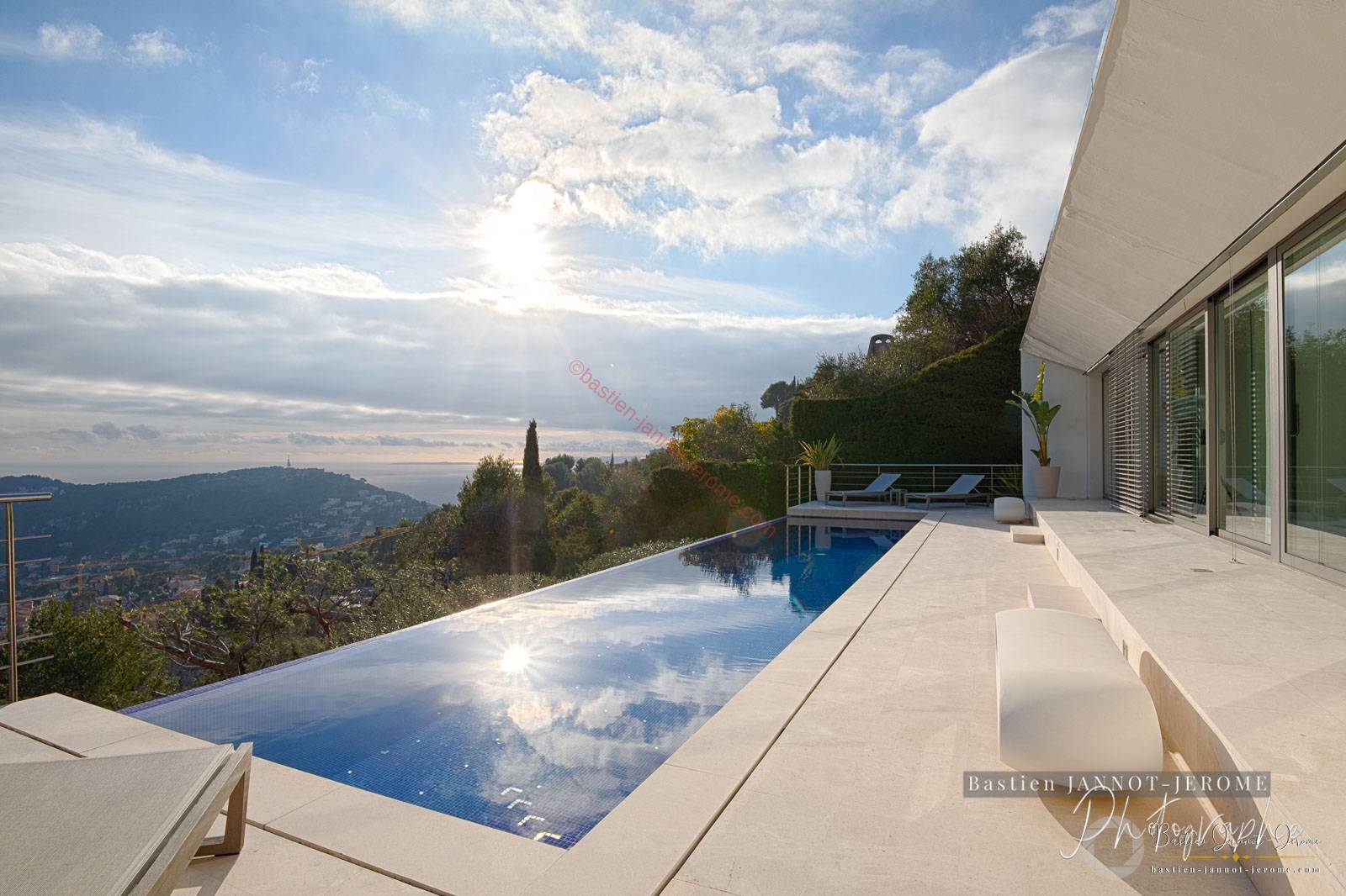 real estate french riviera photographer→ Bastien JANNOT-JEROME